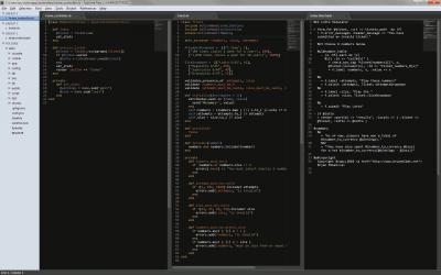 Sublime Text 3 (Build 3176)