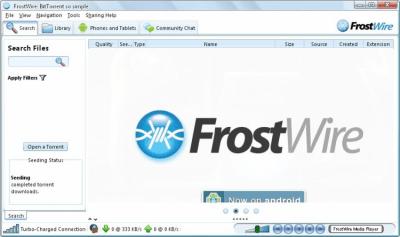 FrostWire 6.7.8 Build 277