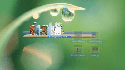 DesktopShelves 2.1.4