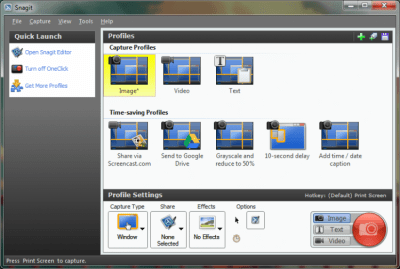 SnagIt 19.0.0 Build 2339