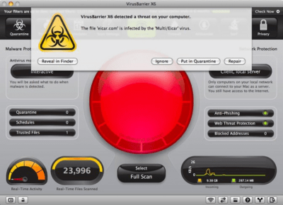 VirusBarrier X8 10.8.3