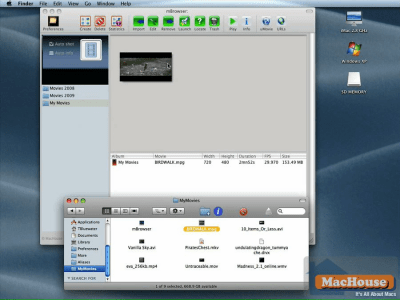 mBrowser 1.6.2