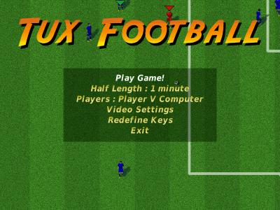 Tux Football 0.3.1