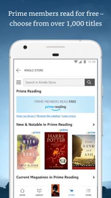 Amazon Kindle 8.9.0.72