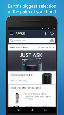 Amazon Shopping 16.14.0.100