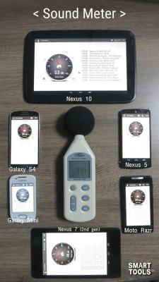 Шумомер : Sound Meter 1.7