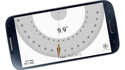 Угломер: Smart Protractor 1.4.5
