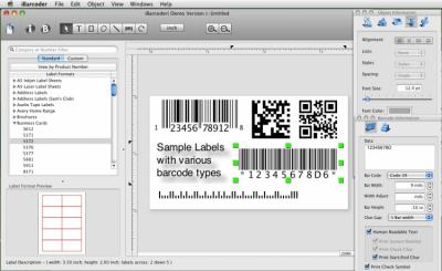 iBarcoder 3.6.3
