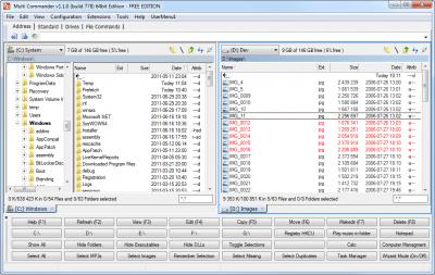 Portable Multi Commander 8.3.0 (Build 2469)