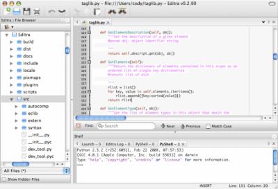 Editra 0.7.20