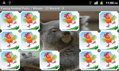 Забавные животные - пары 1.0