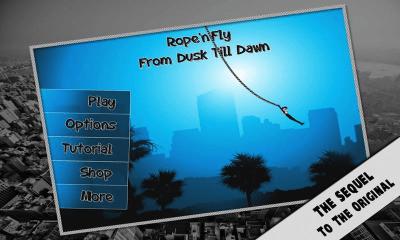 Rope'n'Fly 3 - Dusk Till Dawn 3.6