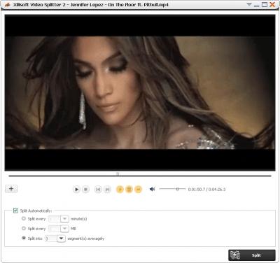 Xilisoft Video Splitter 2 2.2.0.20120925