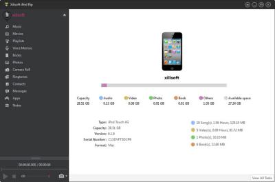 Xilisoft iPod Rip 5.7.21