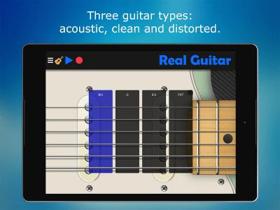 Real Guitar - Гитара 4.26