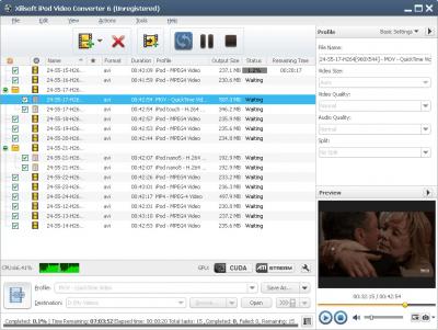 Xilisoft iPod Video Converter 6.8.0