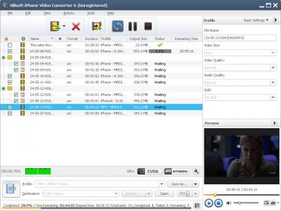 Xilisoft iPhone Video Converter 7.8.4