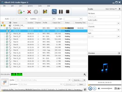 Xilisoft DVD Audio Ripper 7.7.3