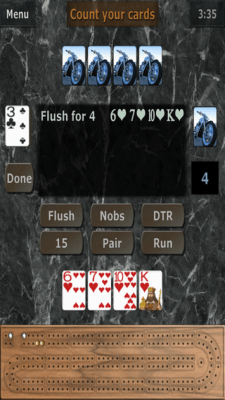 GrassGames Cribbage for iPhone/iPod Touch 4.20