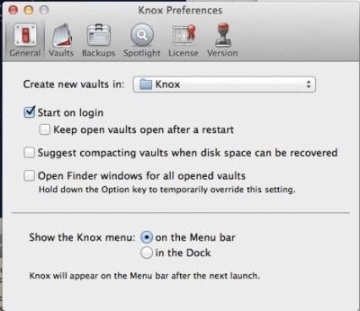 Knox 2.3.1