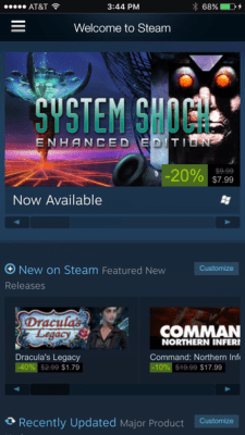 Steam mobile 2.0.10