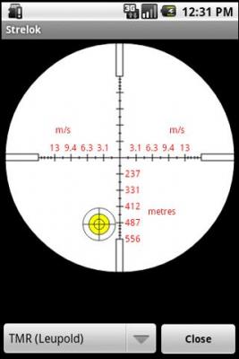 Стрелок. Баллистический калькулятор. 2.4.0