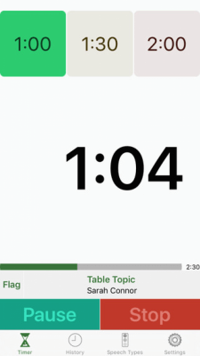 Speech Timer HD 2.2.1