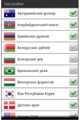 Курс валют ЦБ 1.0