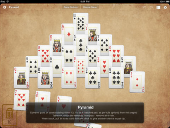 Mondo Top 5 Solitaire for iPhone/iPod 1.0.7