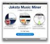 Скачать Jaksta Music Miner for Mac