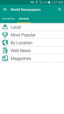 World Newspapers 3.1.9