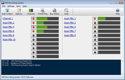 VRS Recording System 5.48