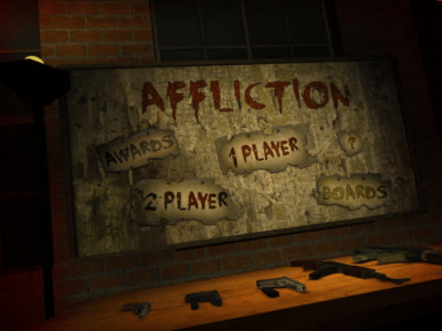 Affliction: Zombie Rising 1.4