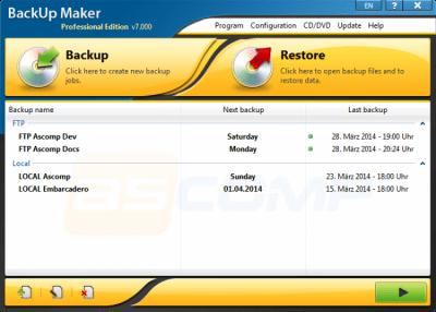 BackUp Maker 7.302