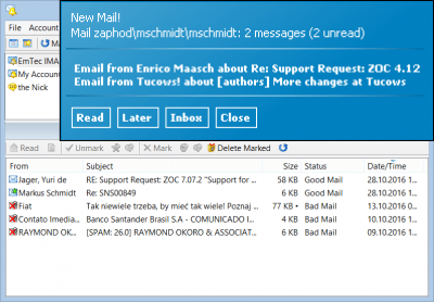 MailBell 2.63