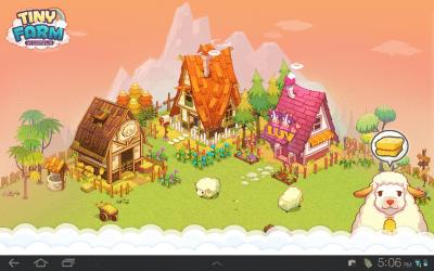 Tiny Farm Live wallpaper 1.0.1