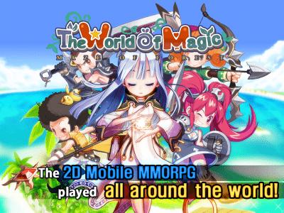 The World of Magic 2.4.6