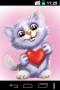 Скачать Funny Cute Cat Live Wallpaper