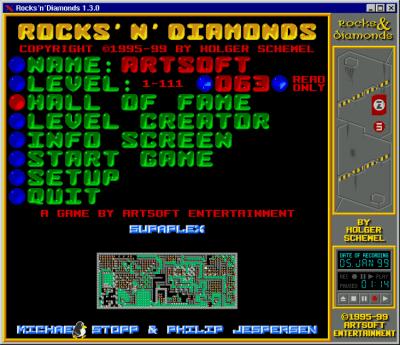 Rocks-n-Diamonds 4.1.1.0