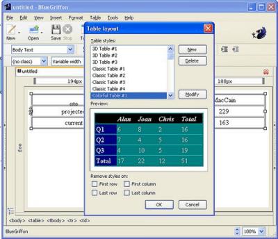 BlueGriffon 3.0.1