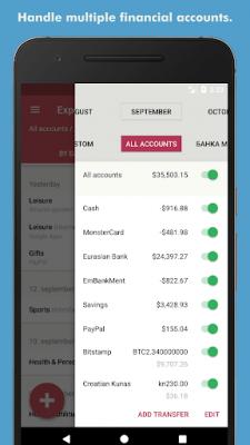 Toshl Финансы 3.0.14