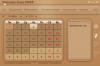 Скачать Calendar from ENOT