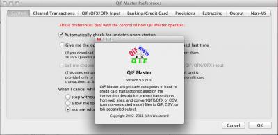 QIF Master 11.8