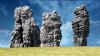 Скачать Заставка (скринсейвер) Красноярские столбы