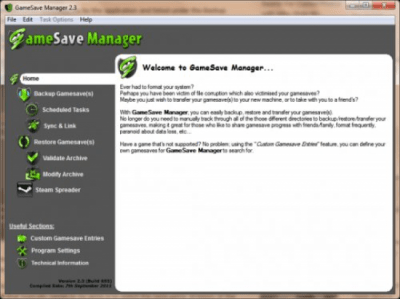 GameSave Manager 3.1.455.0
