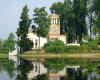 Скачать Заставка Царицын павильон в Петергофе