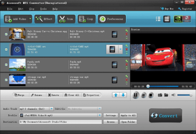 Aiseesoft MTS Converter 9.2.20