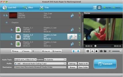 Aiseesoft DVD Audio Ripper for Mac 6.2.56