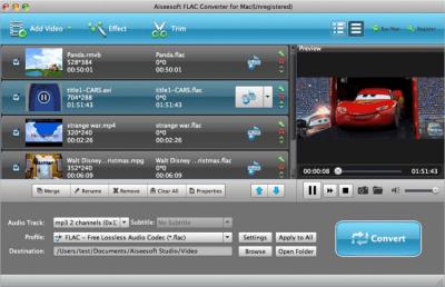 Aiseesoft FLAC Converter for Mac 6.2.52