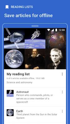Wikipedia Mobile 2.7.239